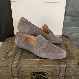 JCREW Suede Loafers